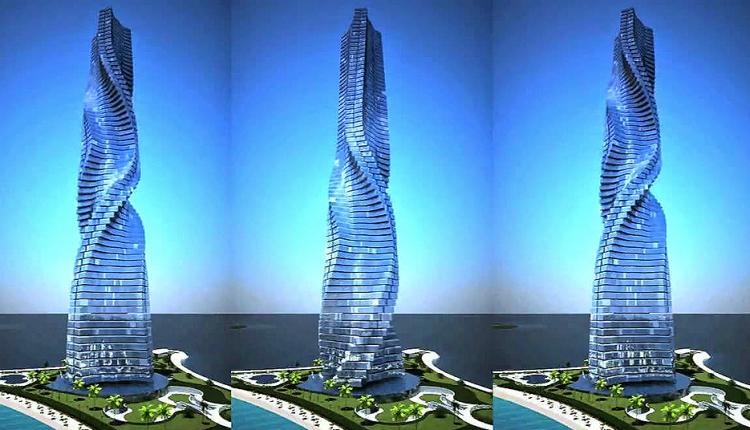 Dubái tendrá el primer rascacielos giratorio del mundo
