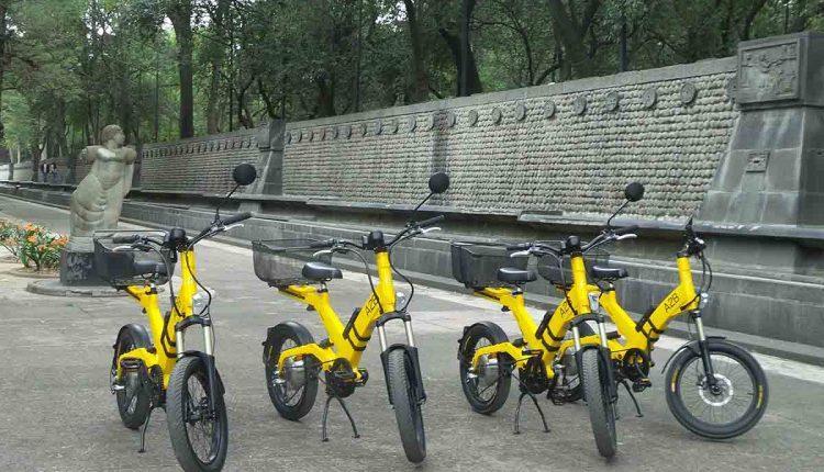 Conoce la CDMX en bicicleta