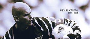 Miguel Calero defendió los tres palos de Pachuca por 11 años.