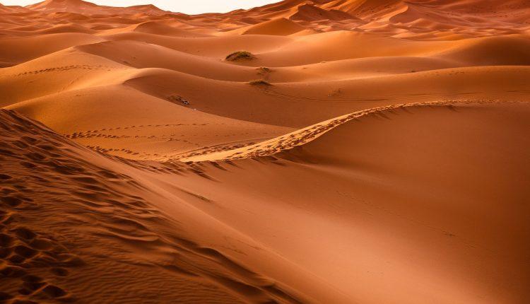 ¿Por qué los desiertos se vuelven fríos por la noche?