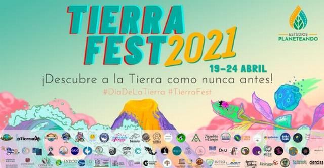 Conoce TierraFest 2021, la invitación para cuidar el planeta
