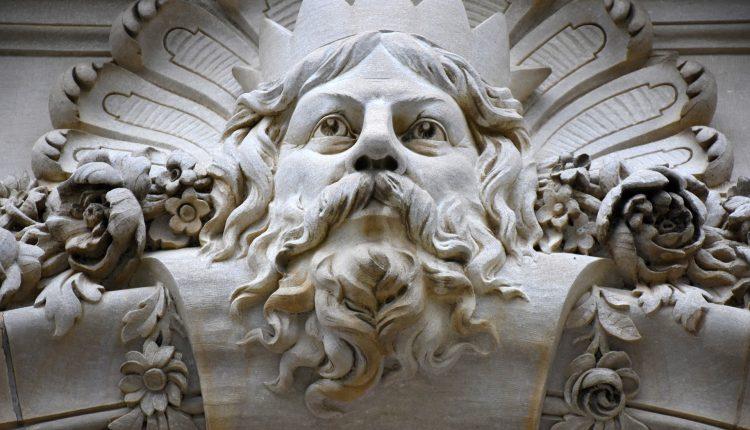 ¿En dónde vivía Zeus?