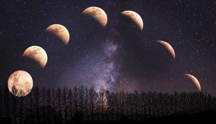 ¡Prepárate! Eclipse total de luna y superluna este 26 de mayo