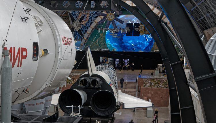 Rusia rodará la primera película en el espacio en octubre